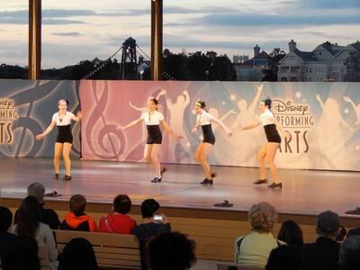 dance ballet concert disney dancers