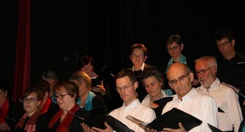 Concert dans le cadre de la commémoration de la Guerre 14-18