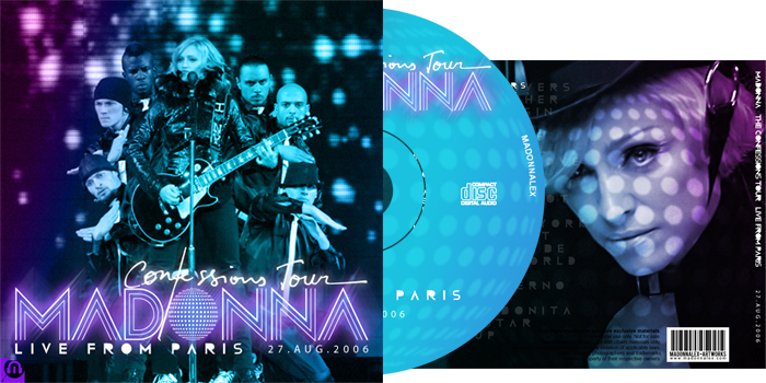 The Confessions Tour - Live from Paris 27 Aug