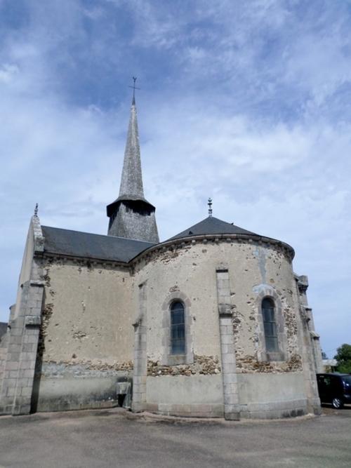 église de Saint-Sauvier