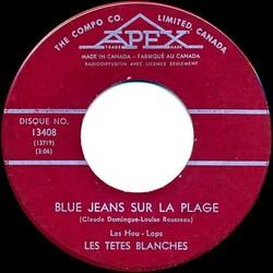 Hou-Lops : Blue Jeans sur la plage (1965)