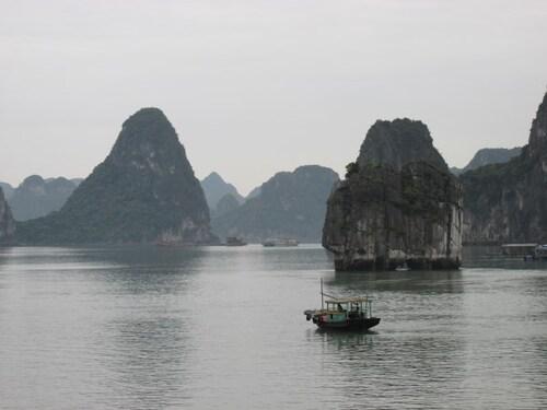 Hanoi - Baie d'Halong