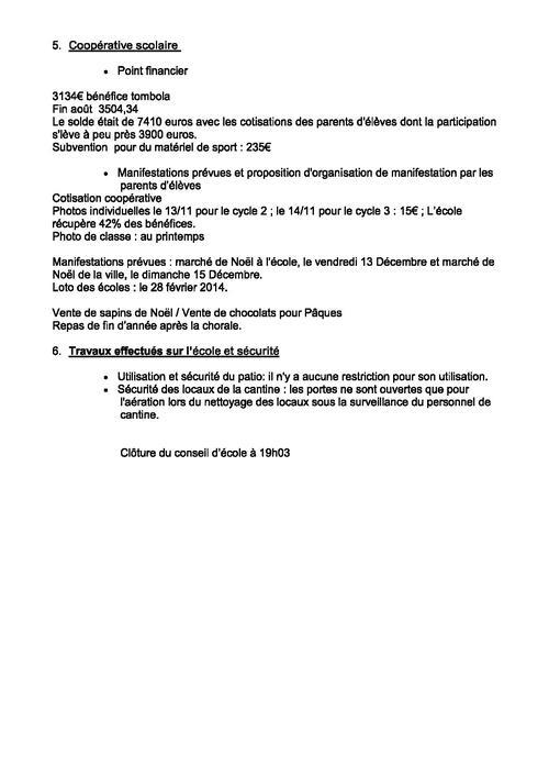 Conseils Ecole novembre 2013 p3
