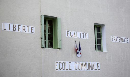 Ecole communale, Valleraugue, Gard