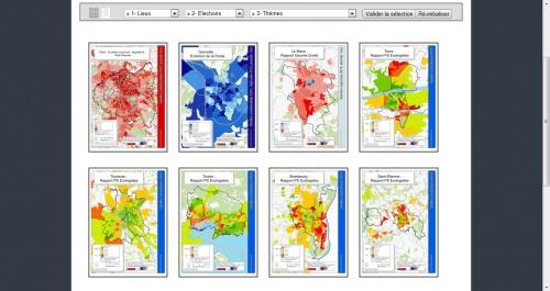 Cartographies politiques des villes