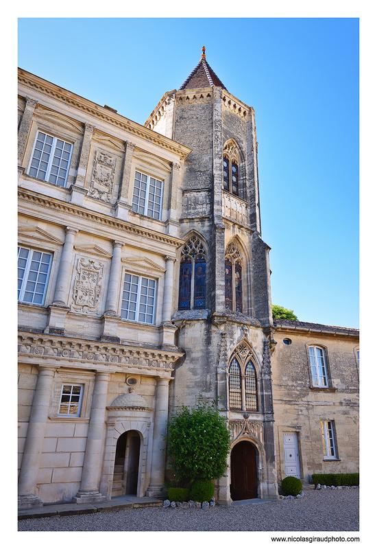 1° Duché de France: Uzès en Occitanie