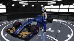 Sauber F1 Team - Marcus Ericsson