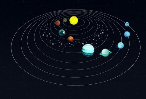Planète manquante