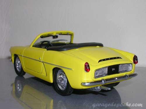 Alpine A106 Cabriolet 1958