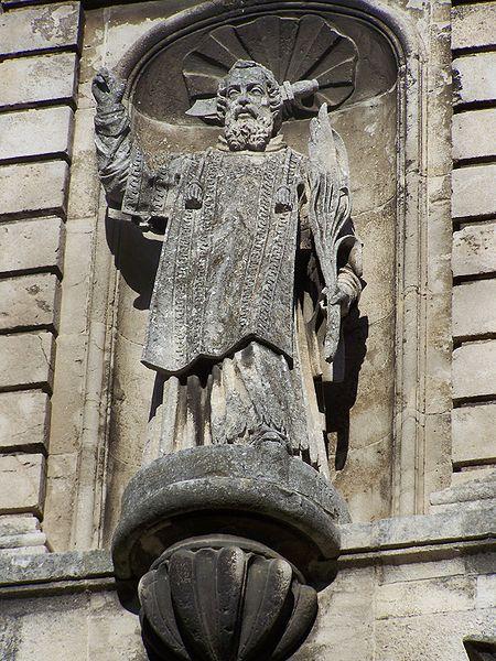 Saint Andéol. Martyr dans le Vivarais († 208)
