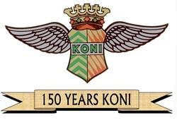 Les 150 ans de KONI