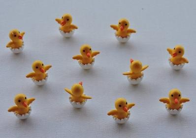 Oeuf caneton miniature