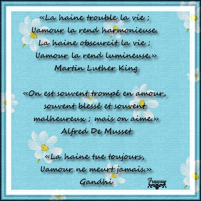 Quelques citations d'amour - 5