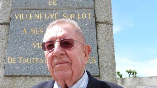 * Décès de  Francis Ruffier-Monet, ancien combattant engagé dans les forces libres à la 1ère DFL.