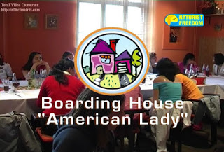 Naturist Freedom- Boarding House (American Lady).