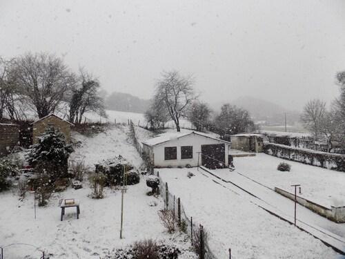 De la neige pour Lydie