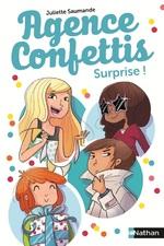 Agence confettis tome 2- Surprise !