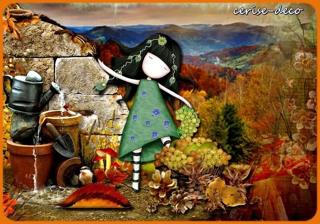 bonjour  monsieur l'automne