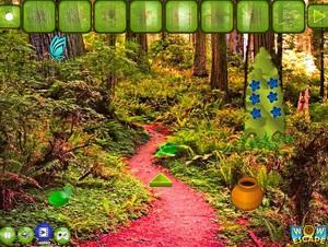 Jouer à Taiga forest escape
