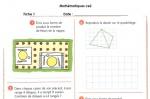 Mathématiques cycle 2 et 3 période 3 (janvier-février)
