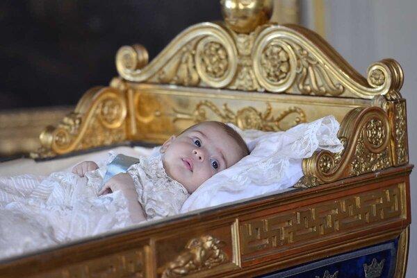 Baptême d'Adrienne de Suède - 3