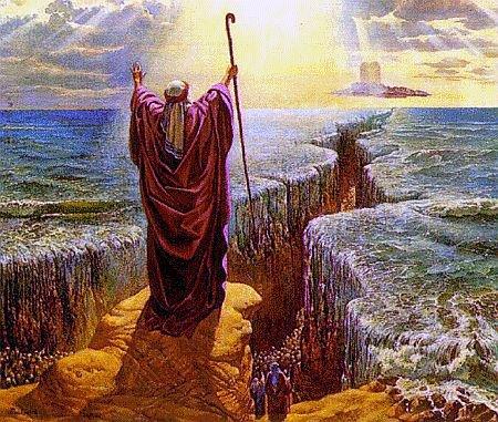 """""""Fends la mer !""""..."""