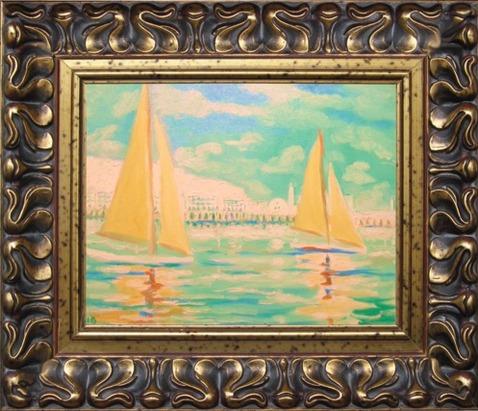 Ils ont vu Monet a Alger !