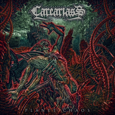 "CARCARIASS - ""Genetic Conformity"" Clip / Lyric Video"