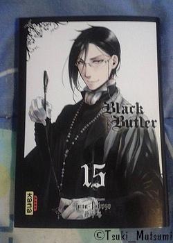 Black Butler - tome 15