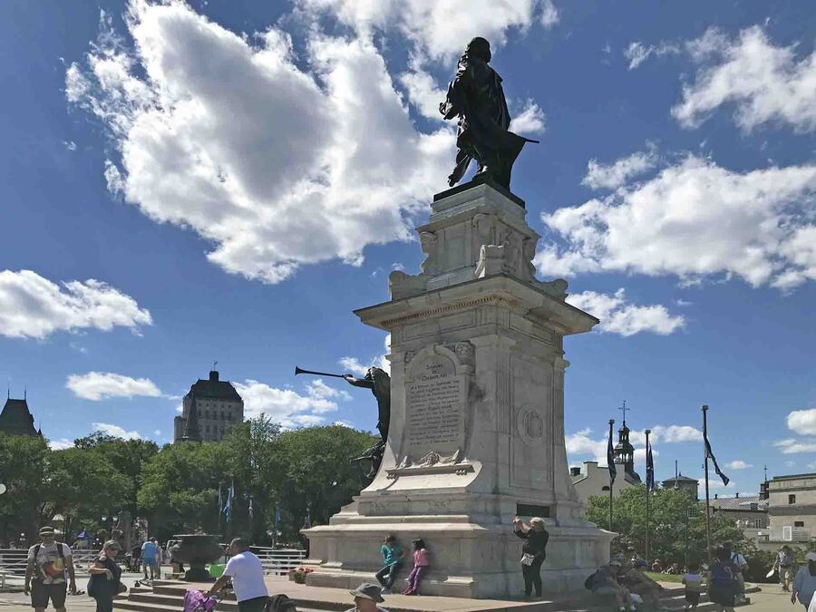 « Vacances au Canada Florian »