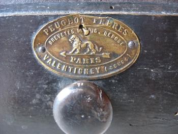 Plaque 1881-1910