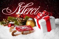 Vos cadeaux