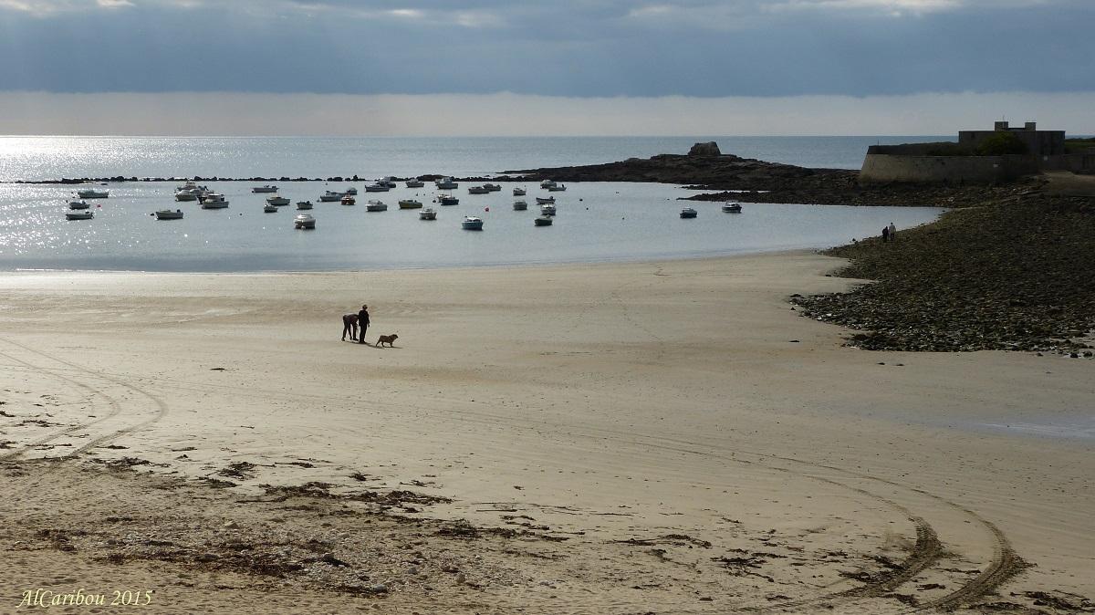 Balade à Fort-Bloqué (Morbihan)