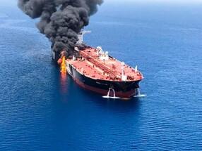 Tension dans le détroit d'Ormuz sur le pétrole
