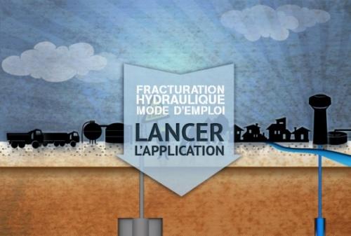 Simulation de fracturation