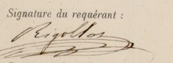 *RIGOLLOT  Marcel-Jérôme