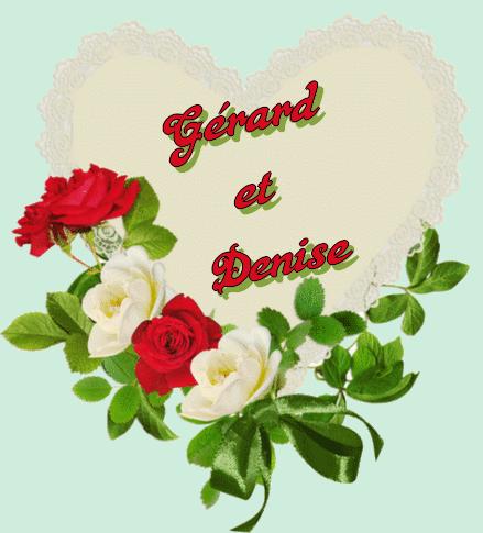 **Denise+Gérard** pour Mamoune60
