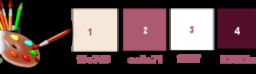 Palette couleurs emelyne