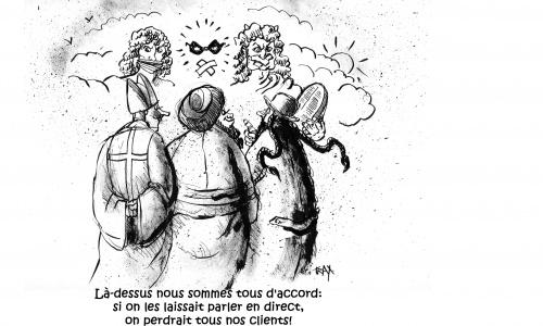 Intégristes charia religions opium du peuple interdits sexuels