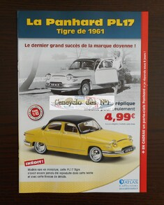 "Collection ""Panhard "" - Test"