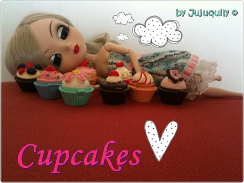 Gourmandises et cupcakes ...