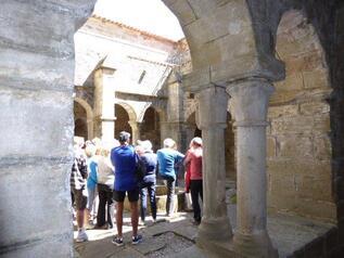 Les mégalithes du domaine de Saint Michel de Grandmont.