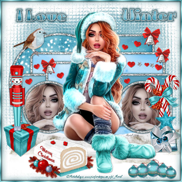 Tutoriel 49: Love Winter