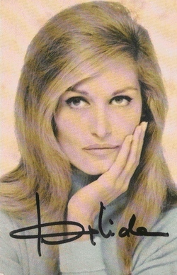 Dalida  :  Menage  all ' italiana  -  1965