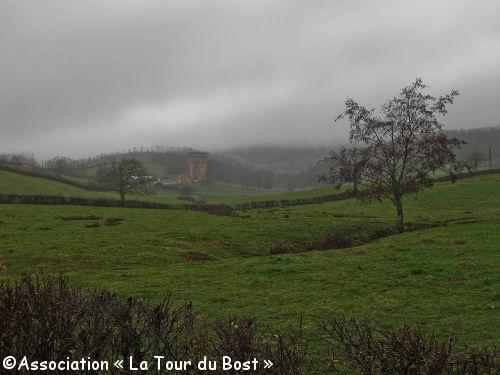 20 ans en 2012 - La Tour du Bost au fil des mois (1)