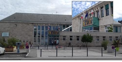 LA LOUPE, centre-ville & gare