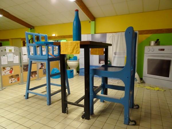 """Les """"Journees de la Petite Enfance"""" ont eu un grand succès, à Montigny sur Aube, Laignes et Châtillon sur Seine !"""