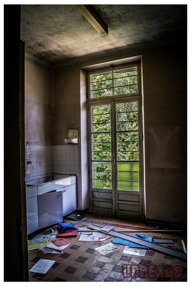 Sanatorium du condamné