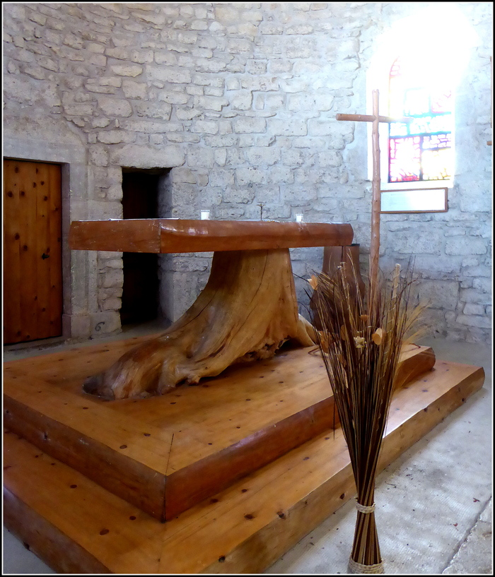 La chapelle de Retord, en Haut Valromey ( Ain )