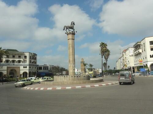 Marrakech vers Mohammédia